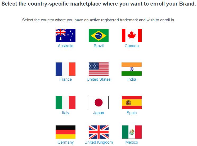 Amazon Brand Registr